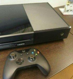 Продам приставку XBOX One