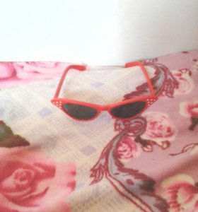 Солнечные детские очки