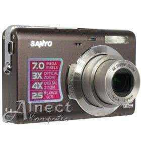 Цифровой фотоаппарат Sanyo VPC-T700EX