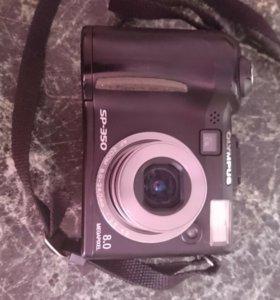 Фотоаппарат 📸 olimpus sp-350