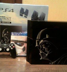 Playstation 4 1tb star wars edition