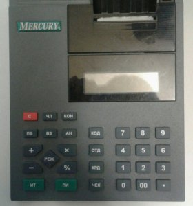 Меркурий 130 Кассовый аппарат