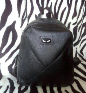 Рюкзак унисекс новый