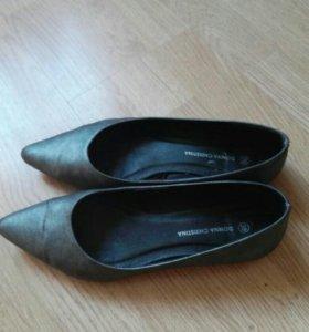 Туфли-балетки