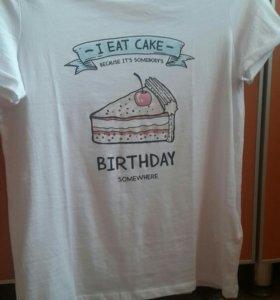 футболка (новая)
