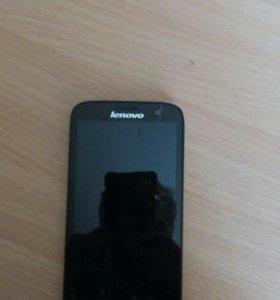 Телефон леново А859 на запчасти