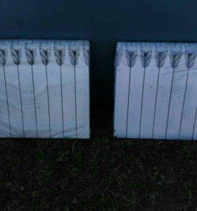 радиатор отопления 8 секций