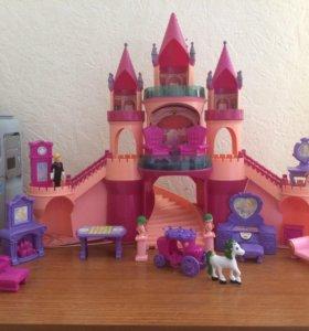 Замок музыкальный