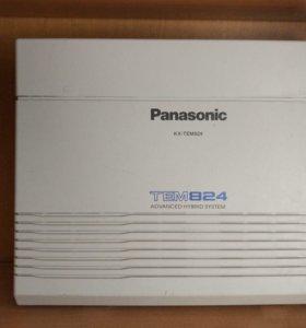 АТС Panasonic KX-TEM824