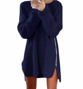 Новый свитер для беременной 48-50