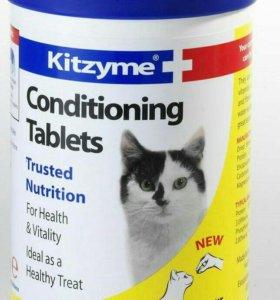 Витамины Kitzyme Cat / Китзим для кошек 600 шт
