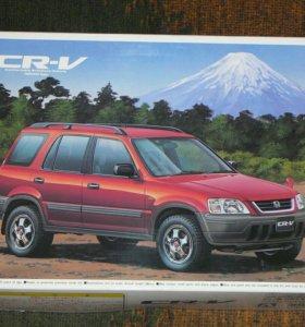 Продам масштабную сборную модель Honda CR-V
