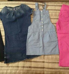 Одежда для девочки платье,сарафан,штаны