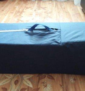 Манеж-кроватка Pituso с капором.