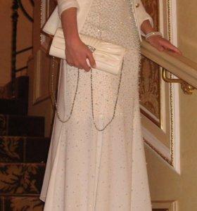 Вечернее/Свадебное платье