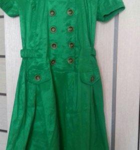 Сочное платье 44,46
