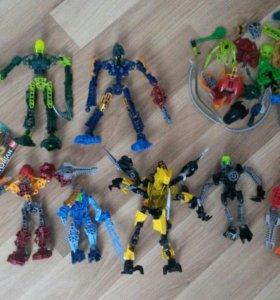Биониклы от LEGO