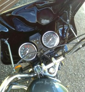 Irbis Virago 110cc + коляска