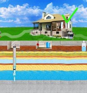 земельные работы водопровод канализация