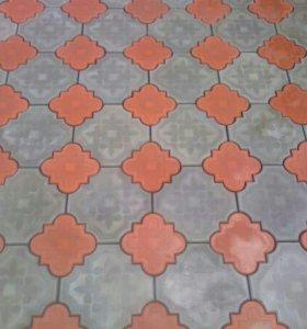 Тротуарная плитка (брусчатка) в наличии и на заказ