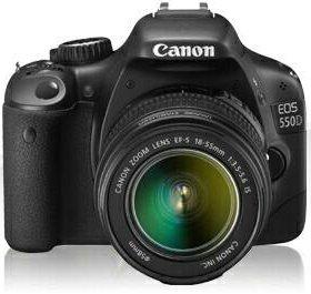 Фотоаппарат Canon EOS 550D + объектив + сумка