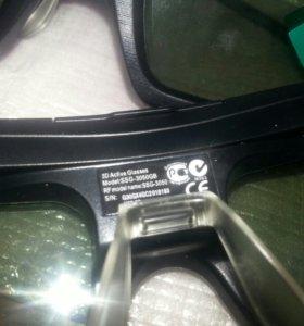 3D очки за две пары