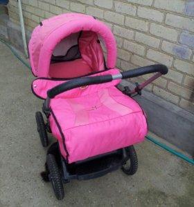 Продам коляску - трансформер от 0 до 3 - х лет
