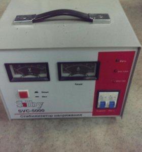 Срочно Стабилизатор напряжения Solby SVS 5000