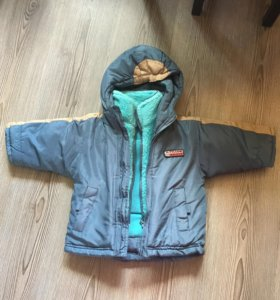 Новая зимняя курточка