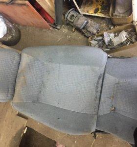 Комплект сиденья ваз 2112