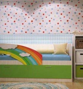 """Кровать детская """"Фазан"""""""