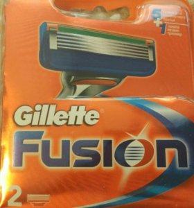 Лезвие для бритья gillett fusion