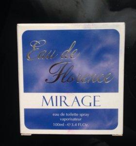 """Туалетная вода для женщин """"Eau de Florence Mirage"""""""