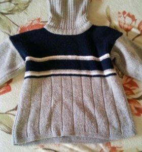 3 свитера и жилет