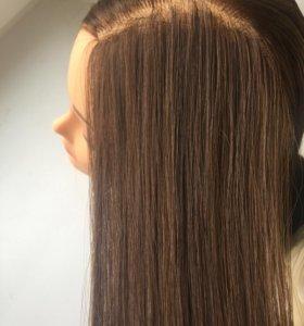 Голова манекен для парикмахеров