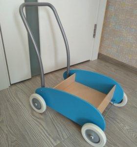 Тележка-ходунки (из IKEA)