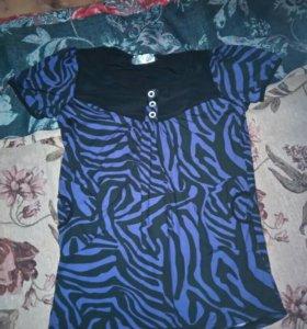 Блузка (новая ) 48 размер