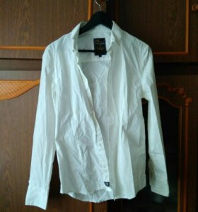 Белая рубашка фирмы Ltb