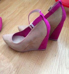 СРОЧНО!!!!Новые туфли‼️