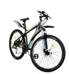 Велосипед для взрослого, эксплуатировался мало