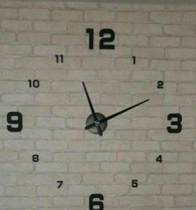 Оригинальные Настенные 3d часы