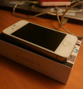 Iphone 4 8gb белый