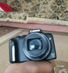 Canon 16 мегапикселей