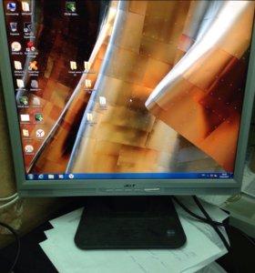 """Монитор Acer 19"""" с колонками"""