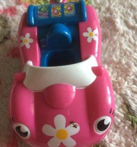 Машинка для девочки🚘