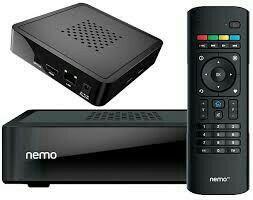 Медиаплеер Nemo Box HD M12-WM