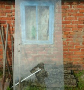 Стекло дверное