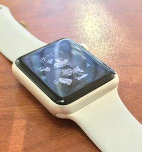 Apple Watch ⌚️ original 42 mm Silver Sport