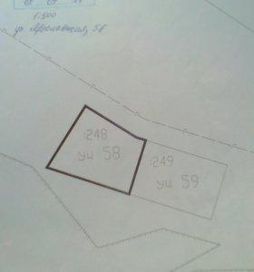 Участок, до 6 сот., поселения (ижс)