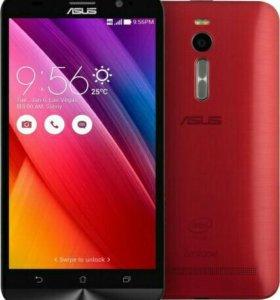 Смартфон asus ZenFone 2 ZE551ML 32GB (красный